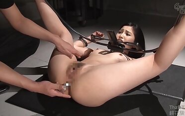 Very Young Jav In Anal Iron Bondage