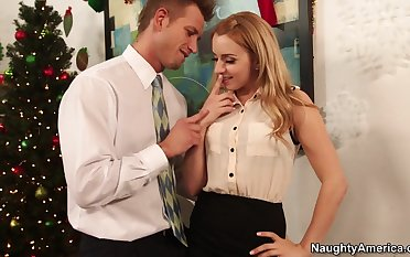 Lexi Belle Hot Office Sex