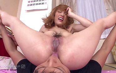 Guy Fucks Favorite Stripper, Sari Yoshino (Uncensored JAV)