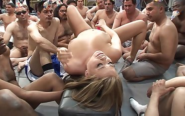 Crazy pornstar Brooke Scott in hottest blowjob, swallow porn scene