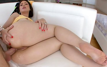Sarah Shevon getting her ass screwed