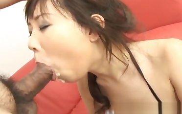 Ape Deepthroat Blowjob Asian Porn part2