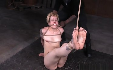 Inked suspended sub caned by adroit