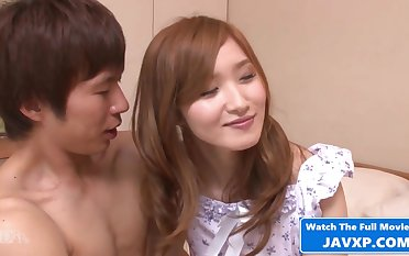 Asian Maid Shagged By The brush Boss Hard Enjoyment from  - german