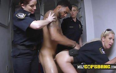 Hot mother I´d homologous to to fuck whore around cop uniform