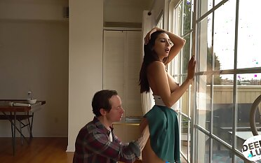 Morning fucking with desirable Latina make obsolete Gianna Dior