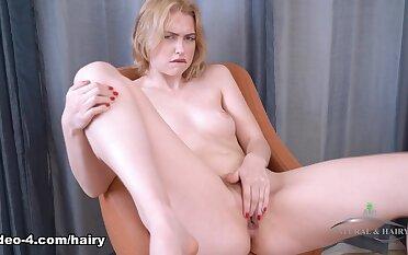 Chloe Cherry on touching Masturbation Movie - ATKHairy